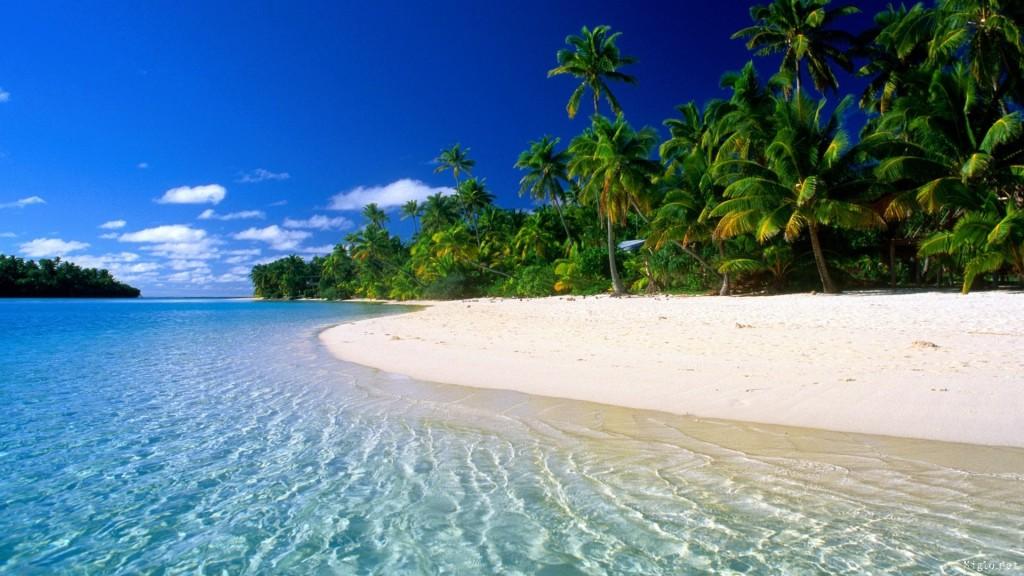 Лучшие пляжи Азии