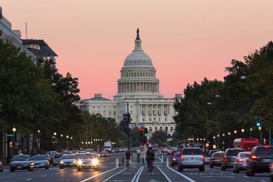 Если отдыхать, то в США Вашингтон