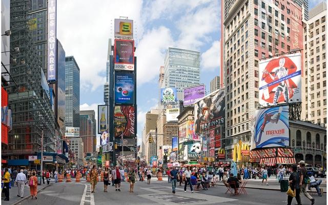Если отдыхать, то в США Нью Йорк