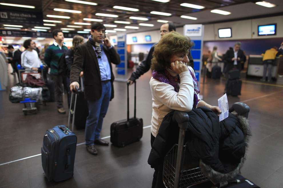 Кто заплаитт за отмененный рейс