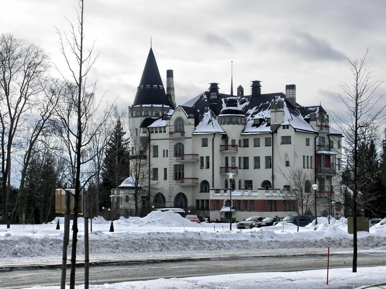 Интересные города Финляндии