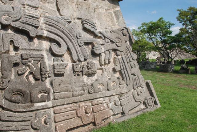 Музей археологии под открытым небом Ла Вента