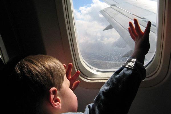 Если ваш ребенок боится самолетов