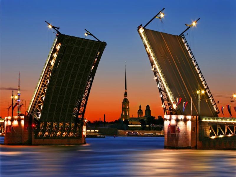 Санкт-Петербург. Культурная столица России