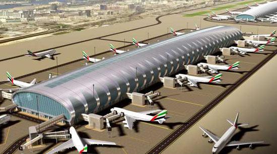 Современный аэропорт