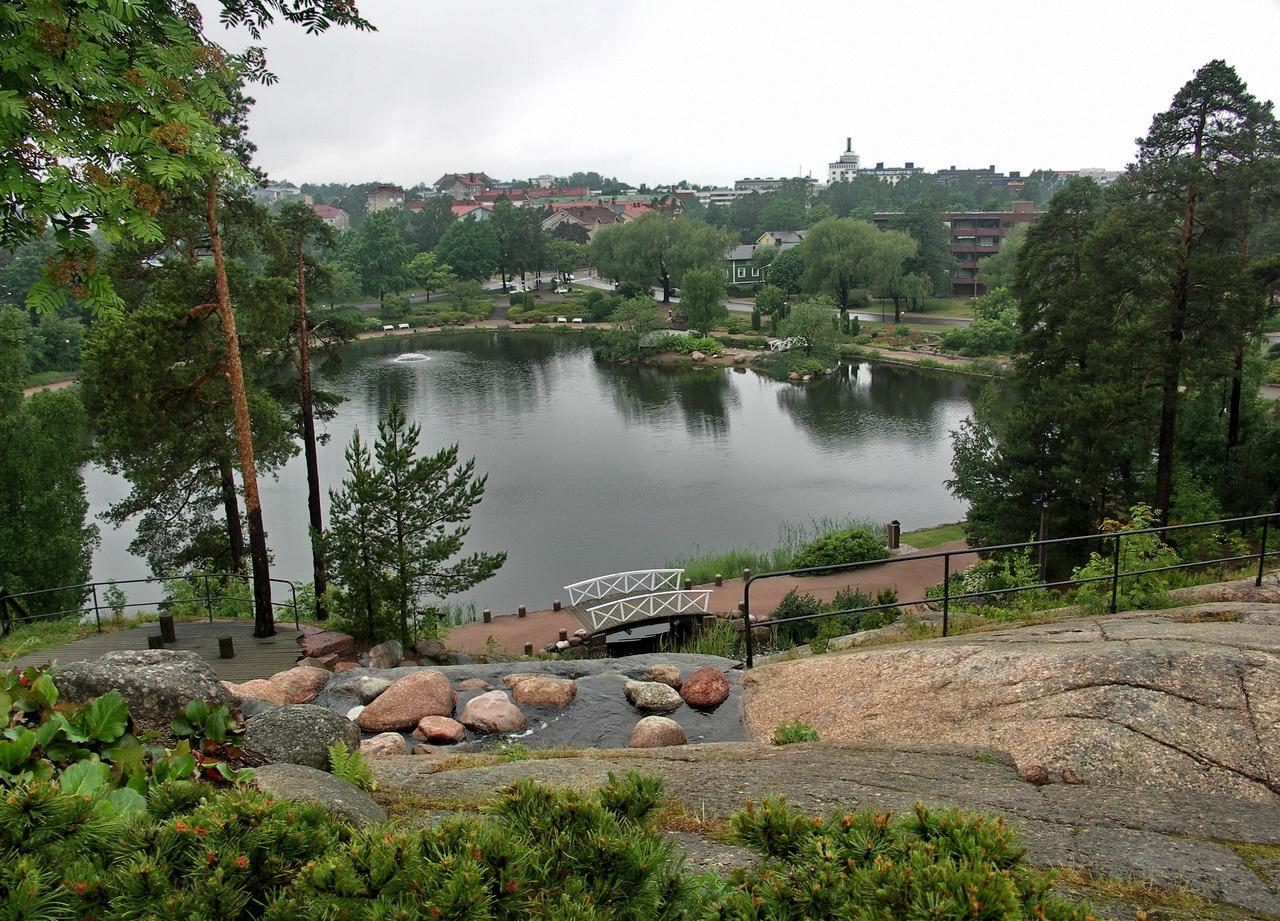 Водный парк Сапокка