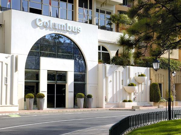 Дизайн-отель Columbus