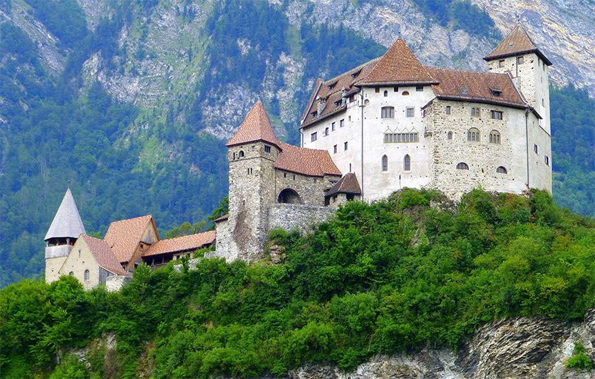 Замок-Гутенберг