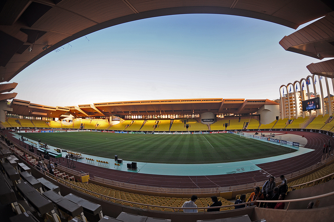 Стадион Луи II Монако