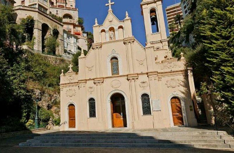 Часовня Милосердия Монако