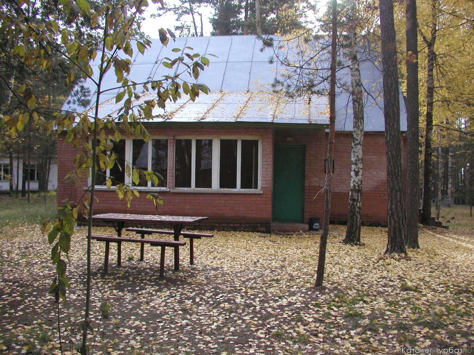 База отдыха в Рязани