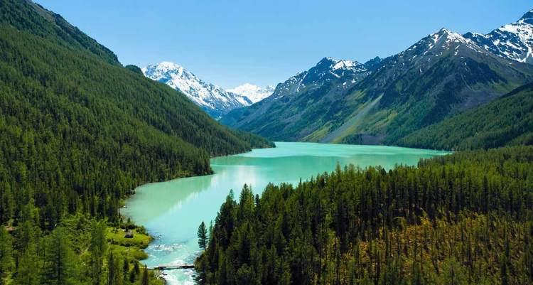 Красоты Алтайского края