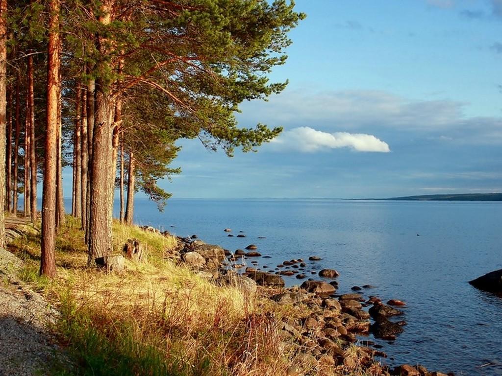 Пейзажи Карелии