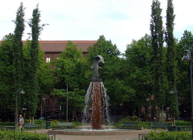 Парковые зоны Сибелиуса