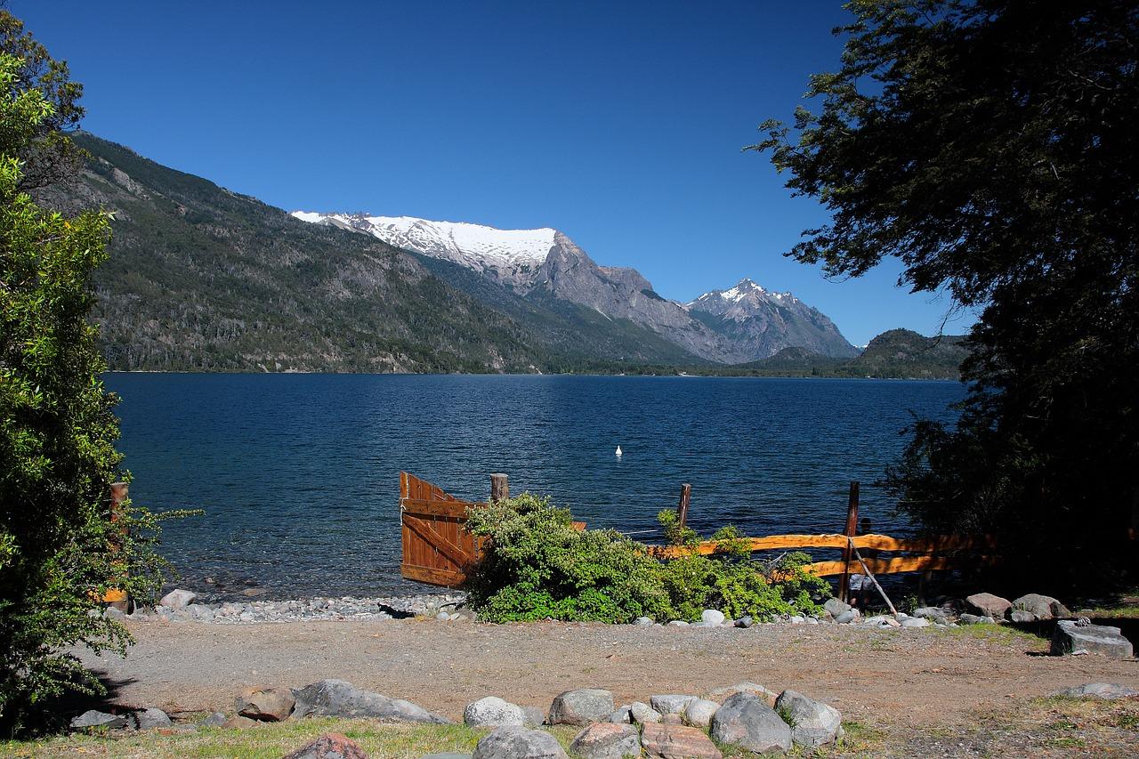 Озеро Барилоче. Аргентина