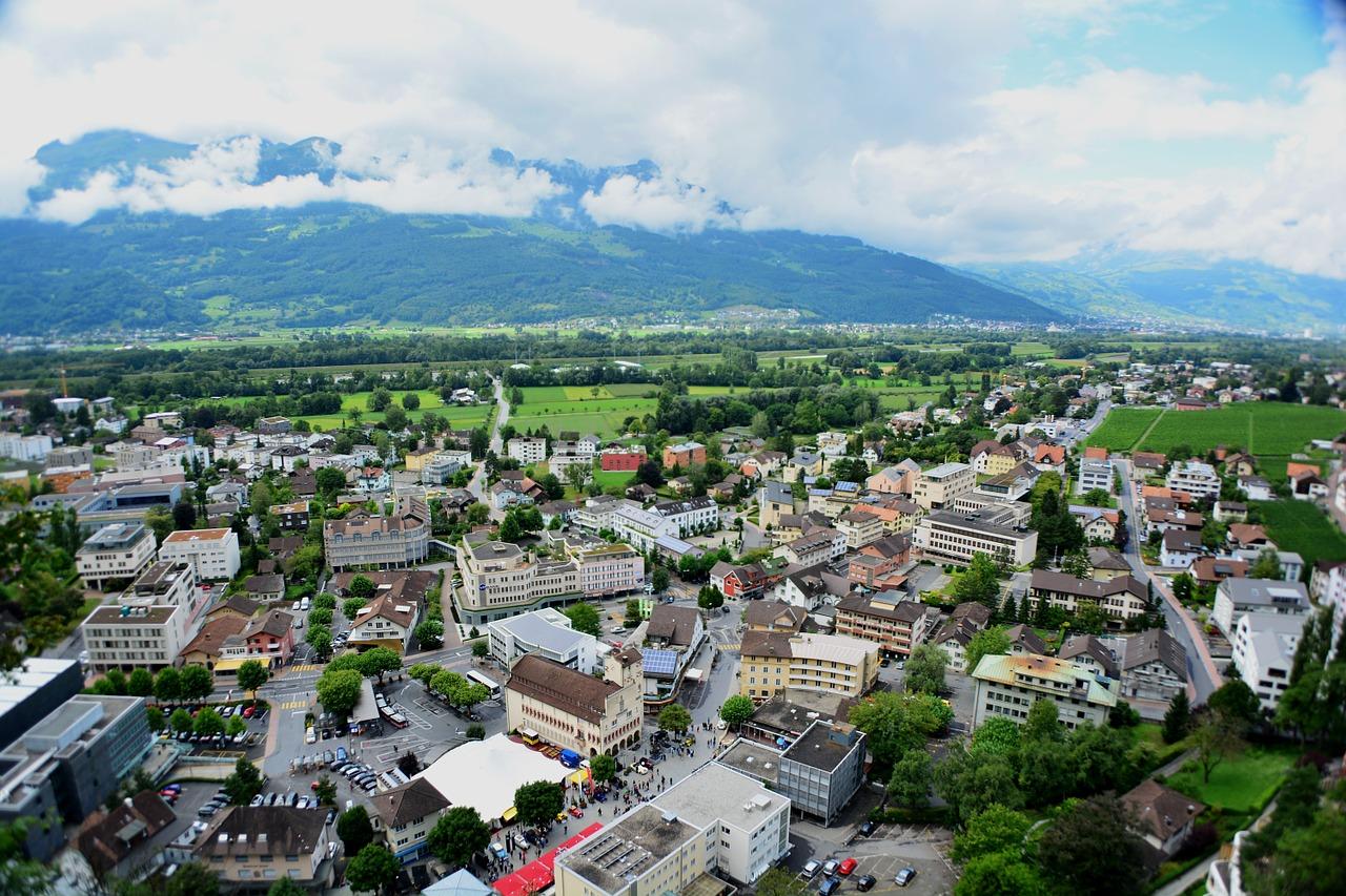 Фото видов Лихтенштейна