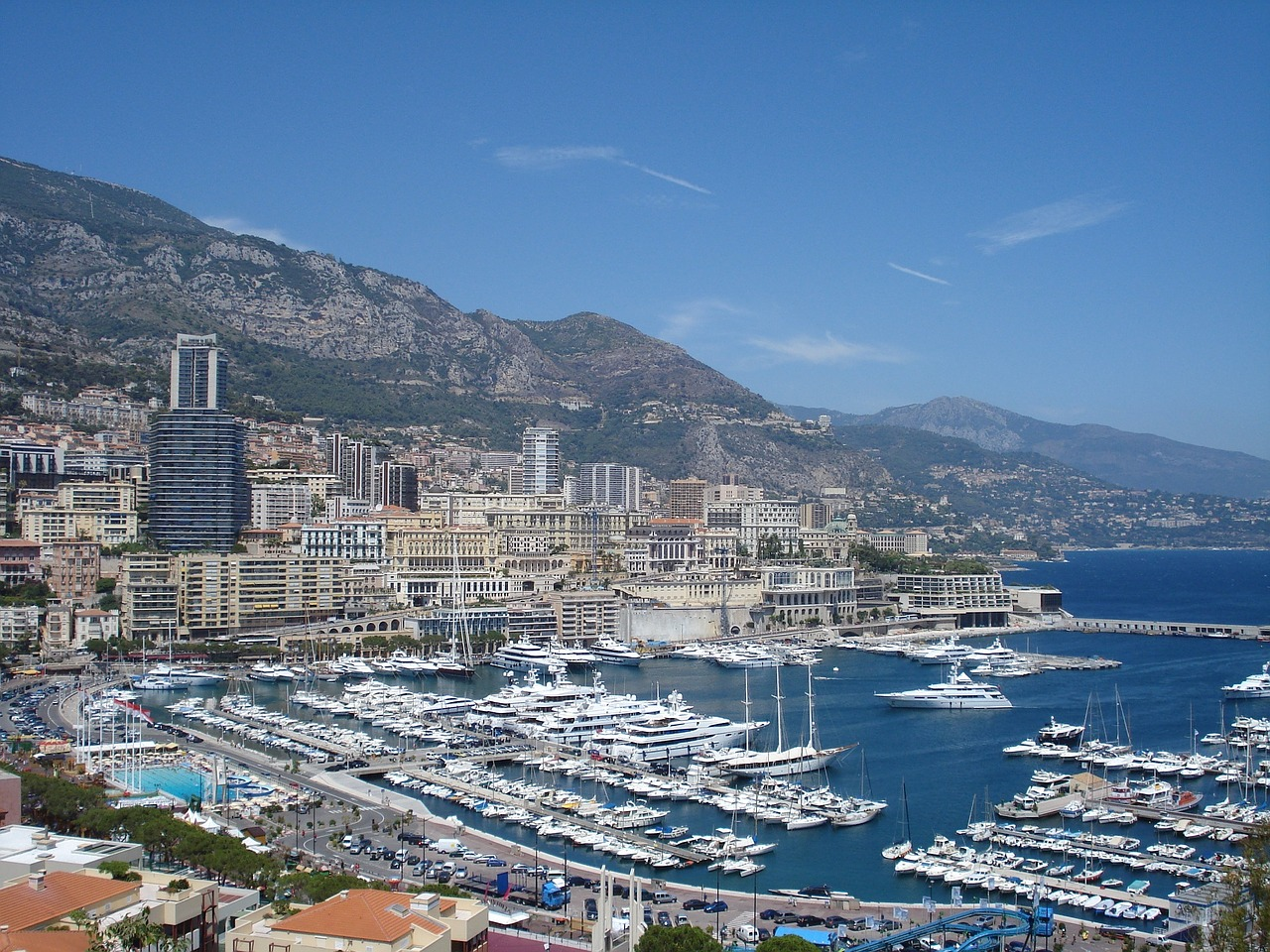 Туризм в Монако