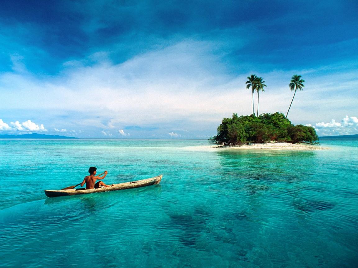 Романтика с островами Фиджи