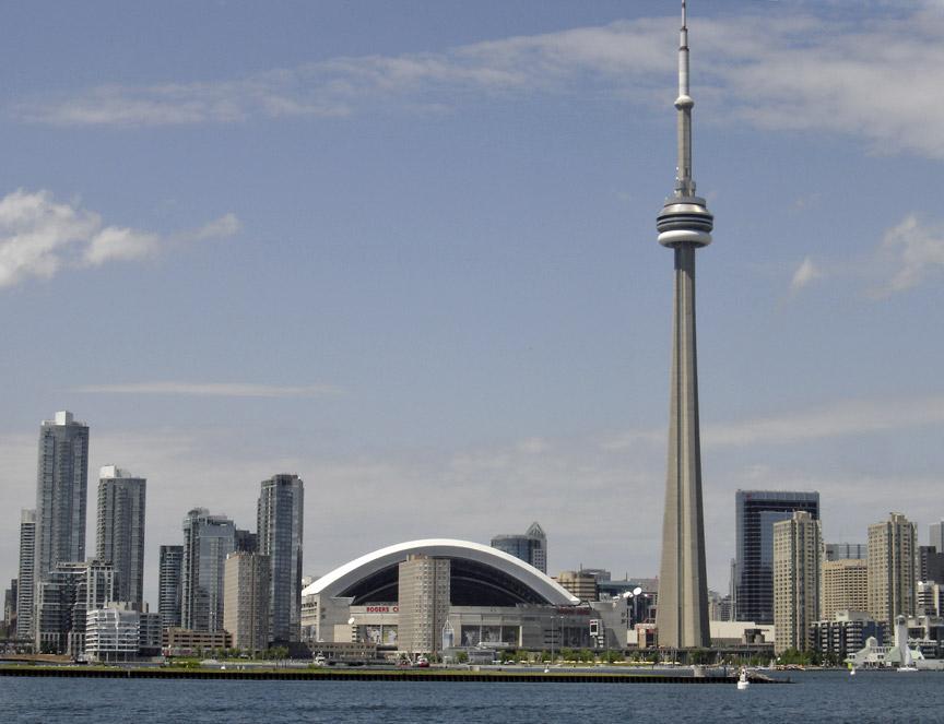 Телебашня Торонто