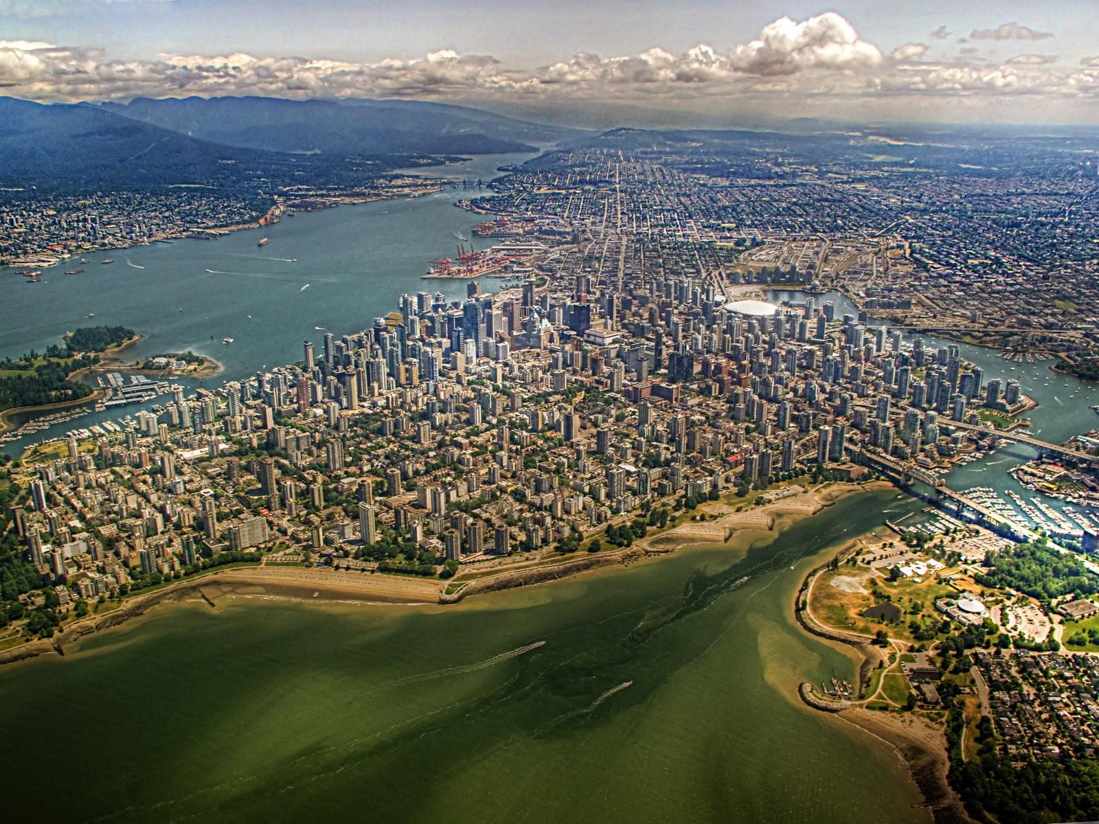 Город – порт Ванкувер