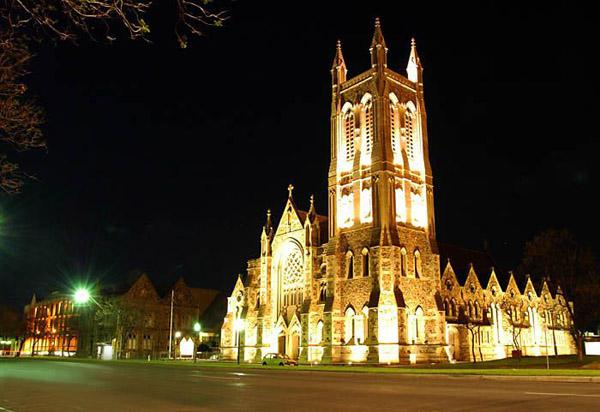 Аделаида - красивый австралийский город