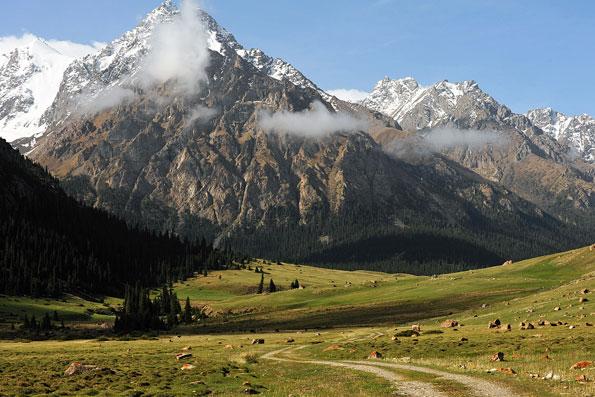 Путешествие в Кыргызстан
