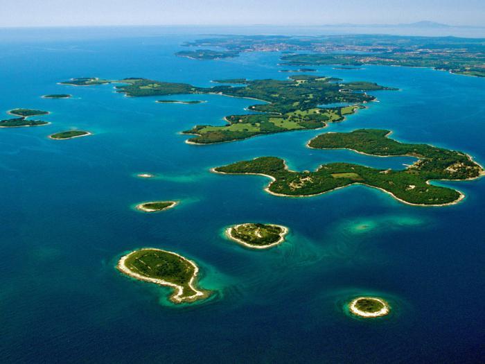 Крупнейшие архипелаги мира