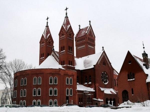 Зимние каникулы в Минске