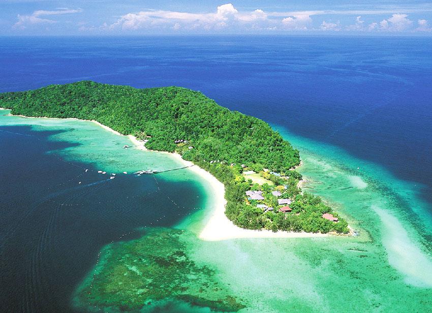 Большие Зондские острова Калимантан