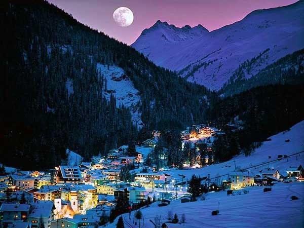 Страна Австрия