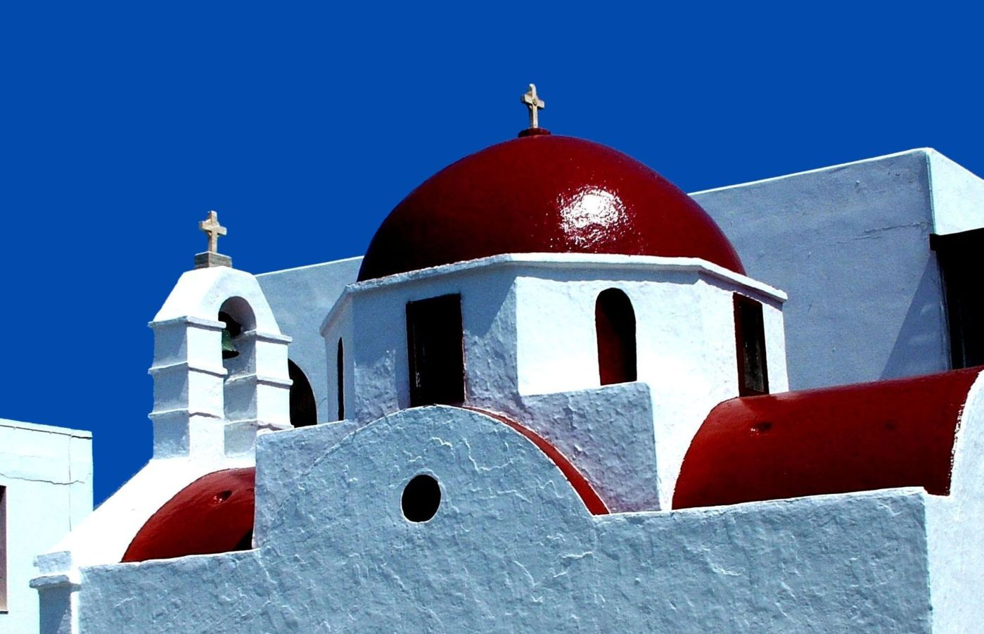Греция. Корфу. Пасха