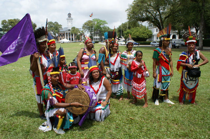 Страна Суринам