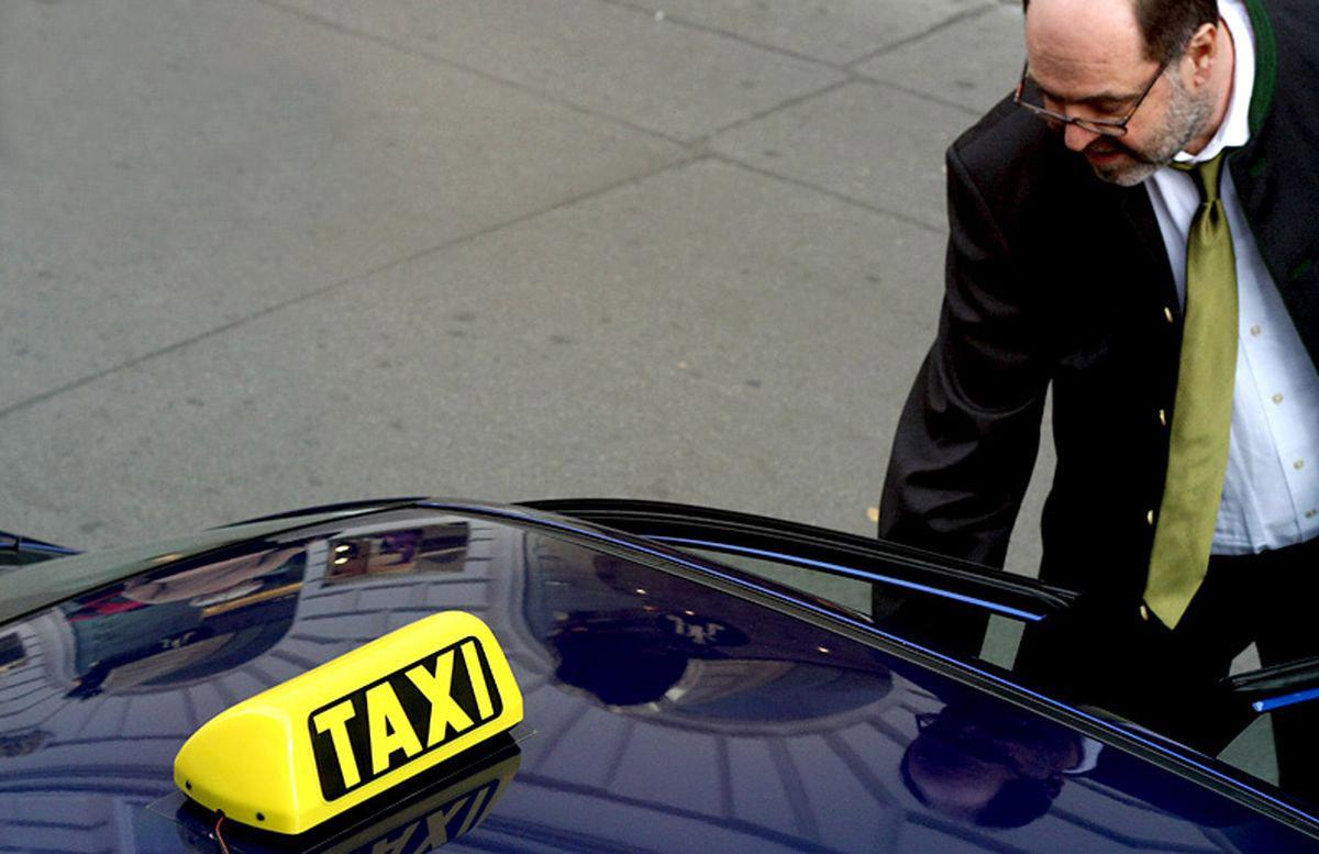 Вена. Прогулки на такси