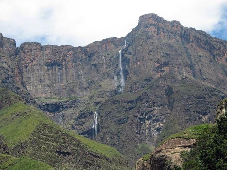 Водопад Тугела