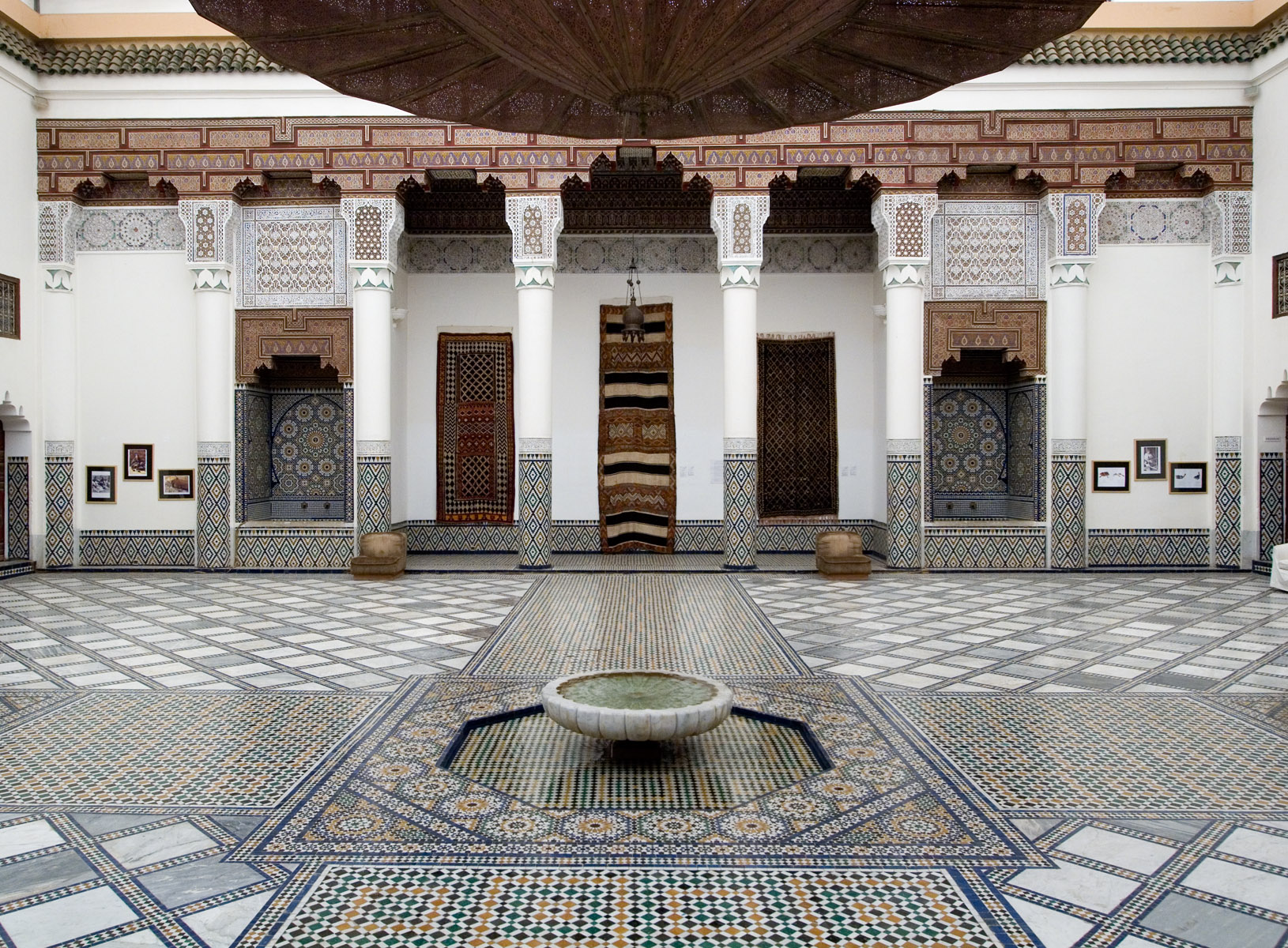 Марокко. Советы туристам. Bahia Palace