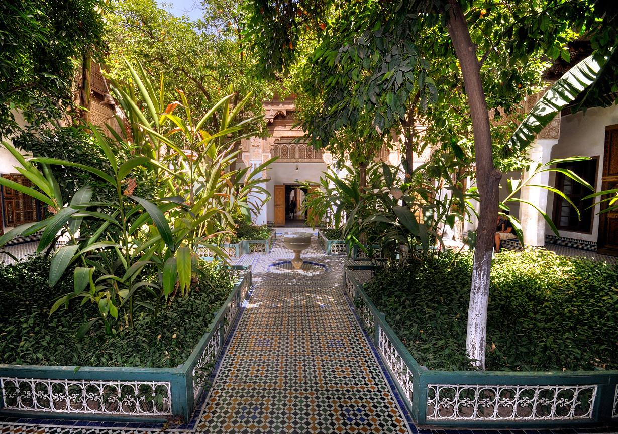 Марокко. Советы туристам. bahia