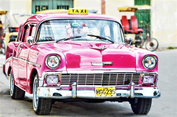 Такси в разных странах