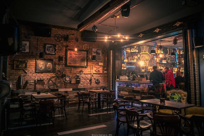 20 самых оригинальных ресторанов мира