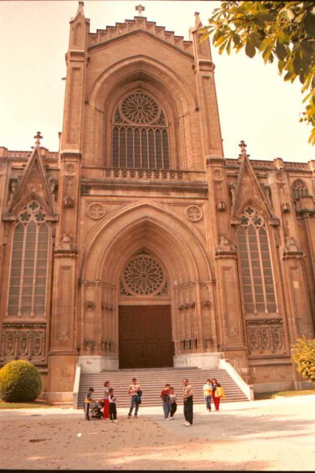 Vitoria-Gasteiz - Catedral de Santa Maria