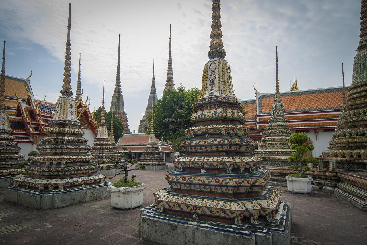 Таиланд, Храм Ват Пхо