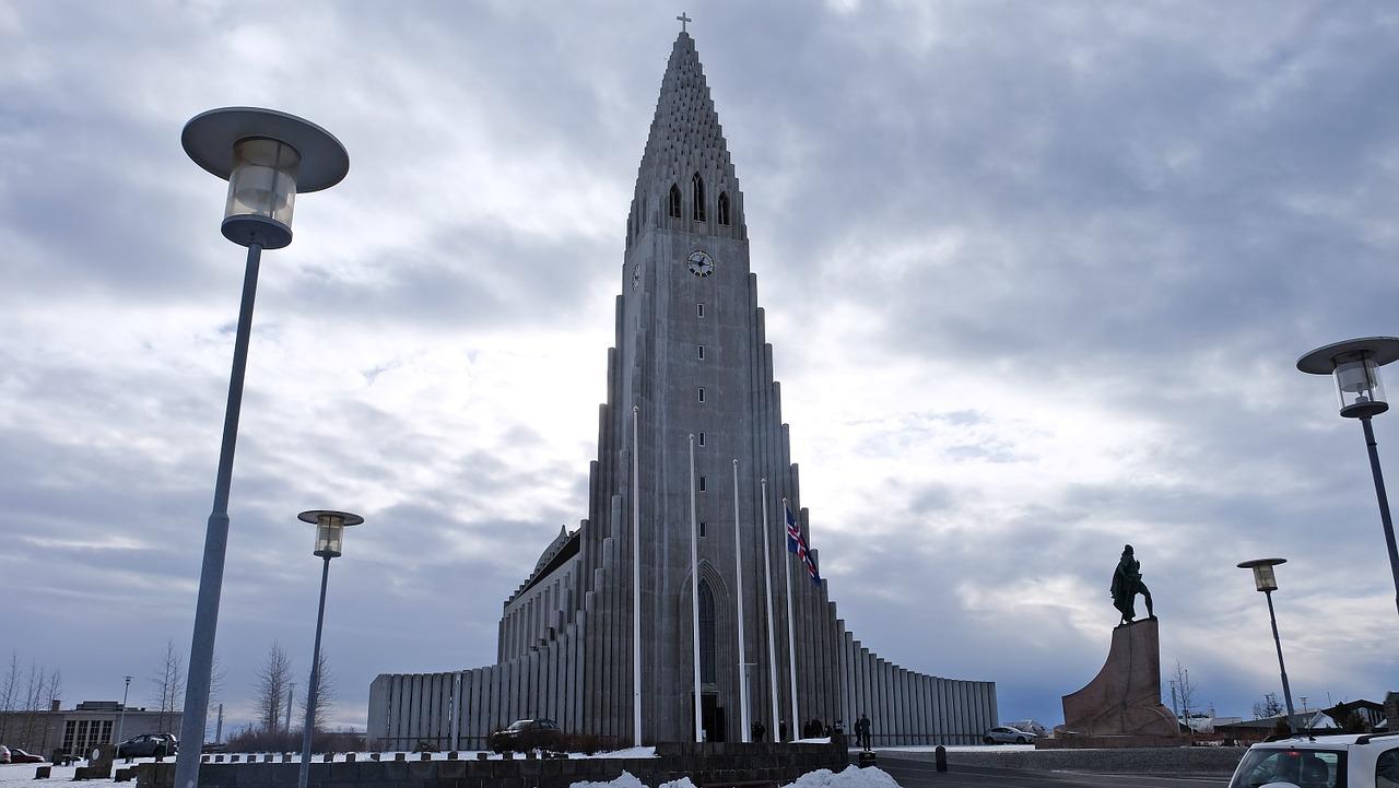 Хатльгримскирья церковь