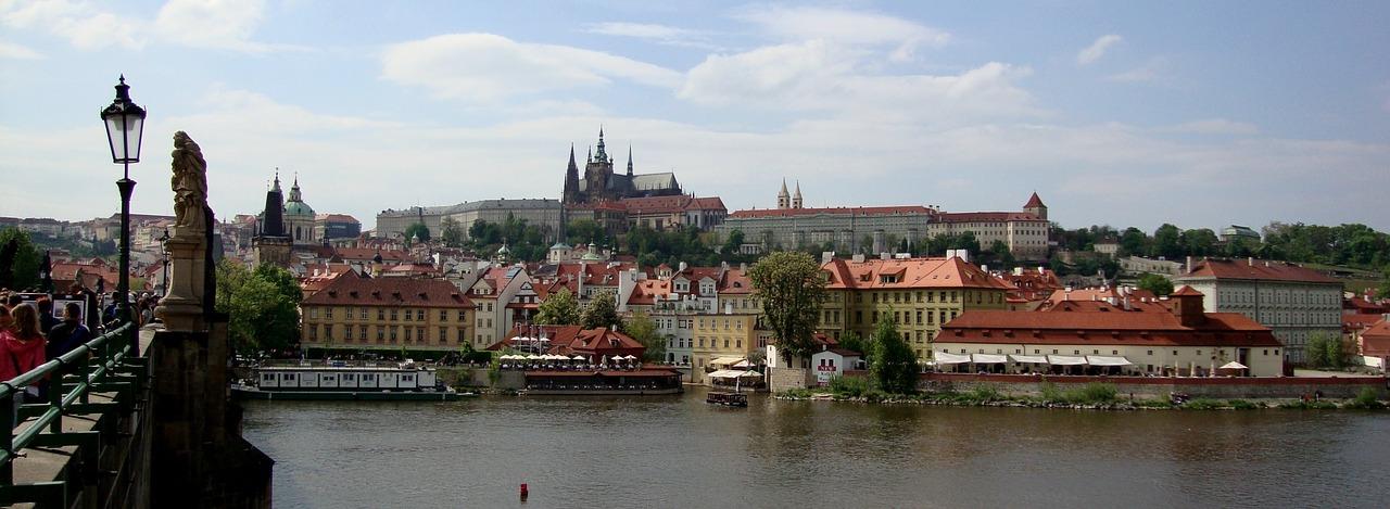 Прага, панорама