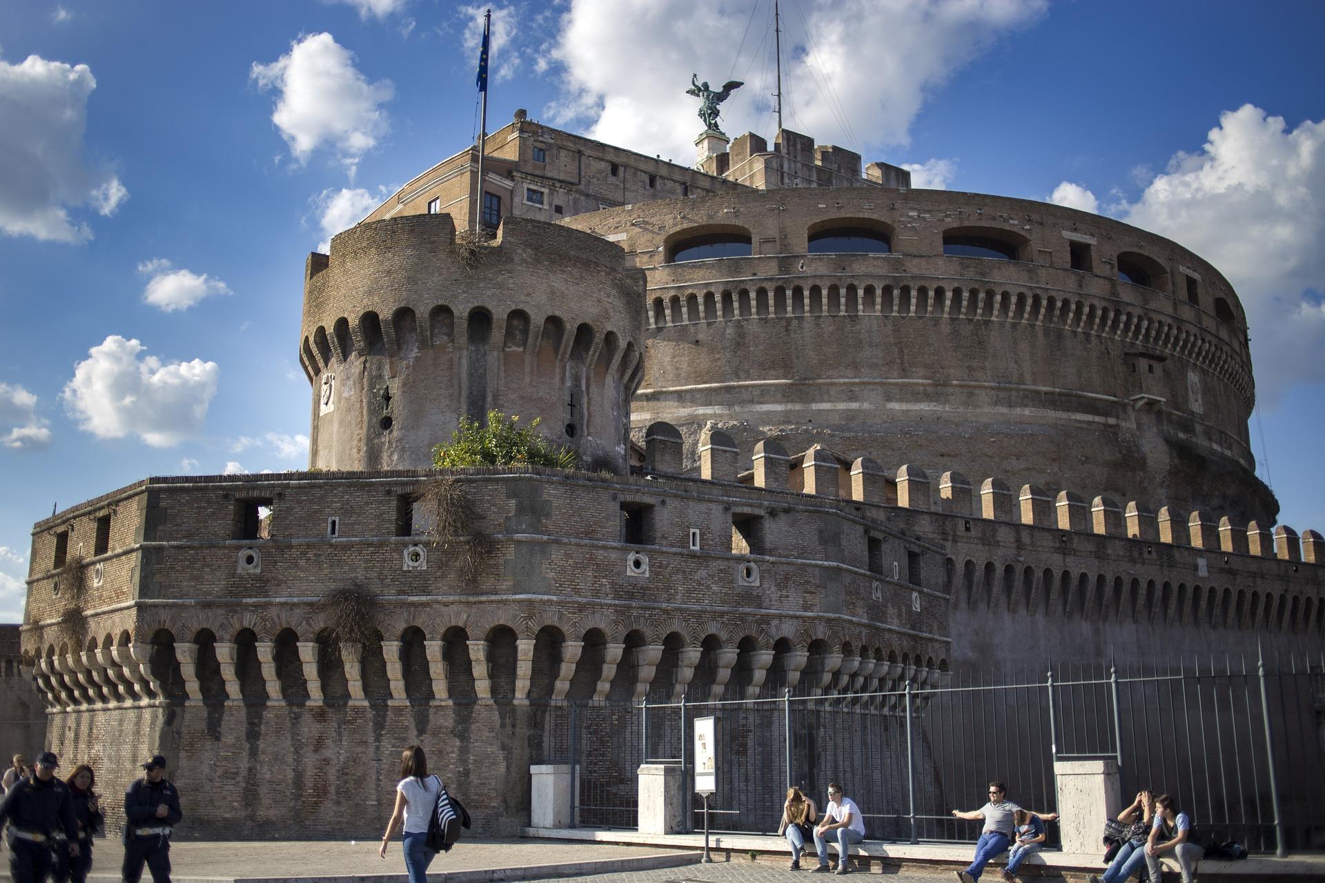 Ватикан, Замок Святого ангела