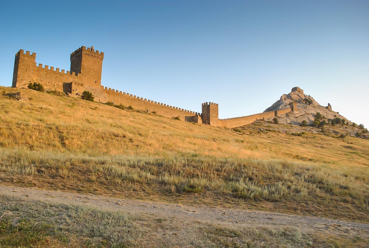 sudak-fortress-1130084_1280