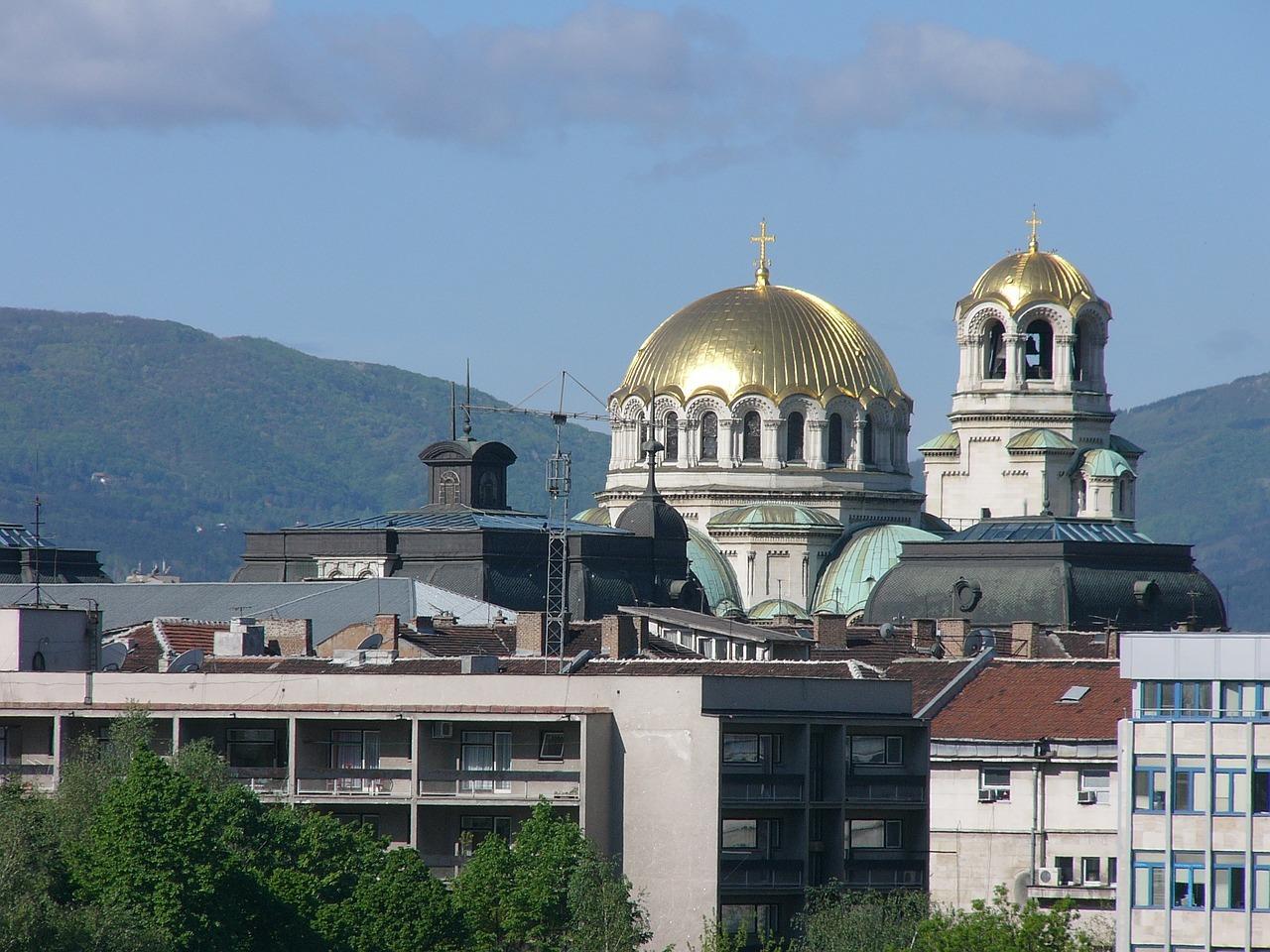 Кафедральный собор. София