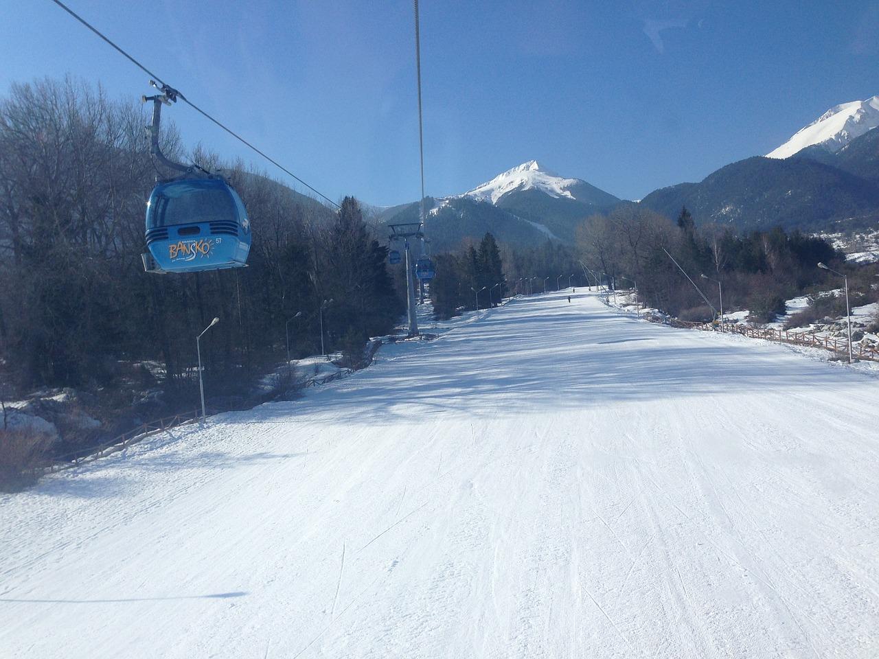 Лыжные курорты Болгарии