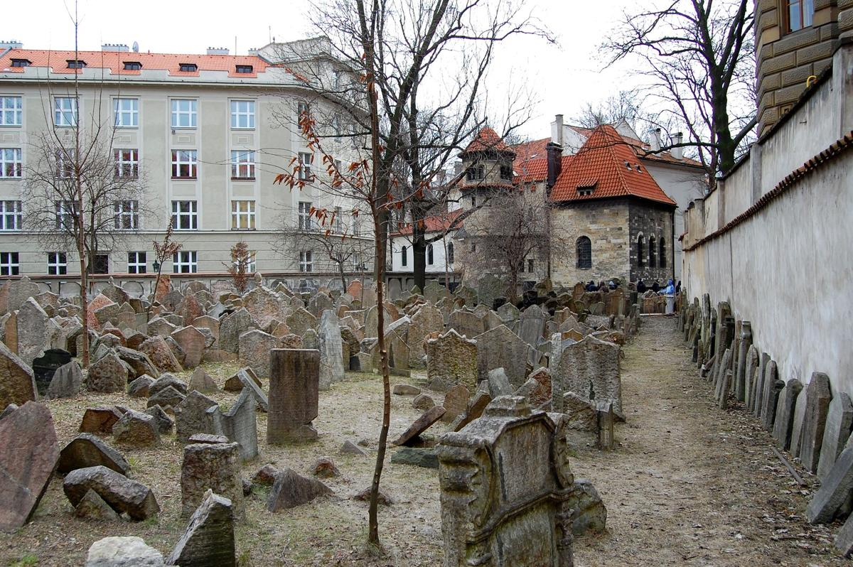 Прага, Еврейский квартал