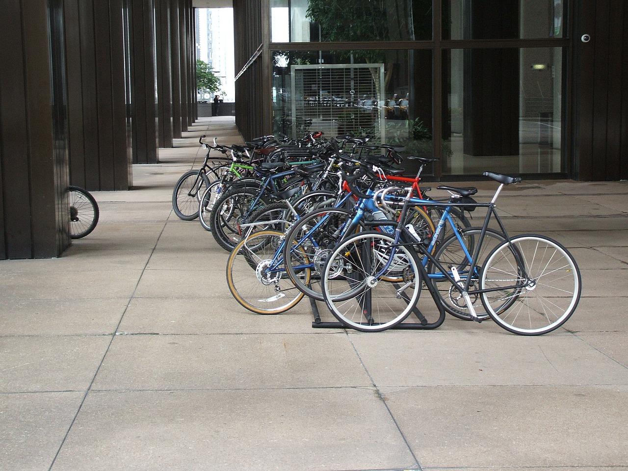 Чикаго, велосипеды