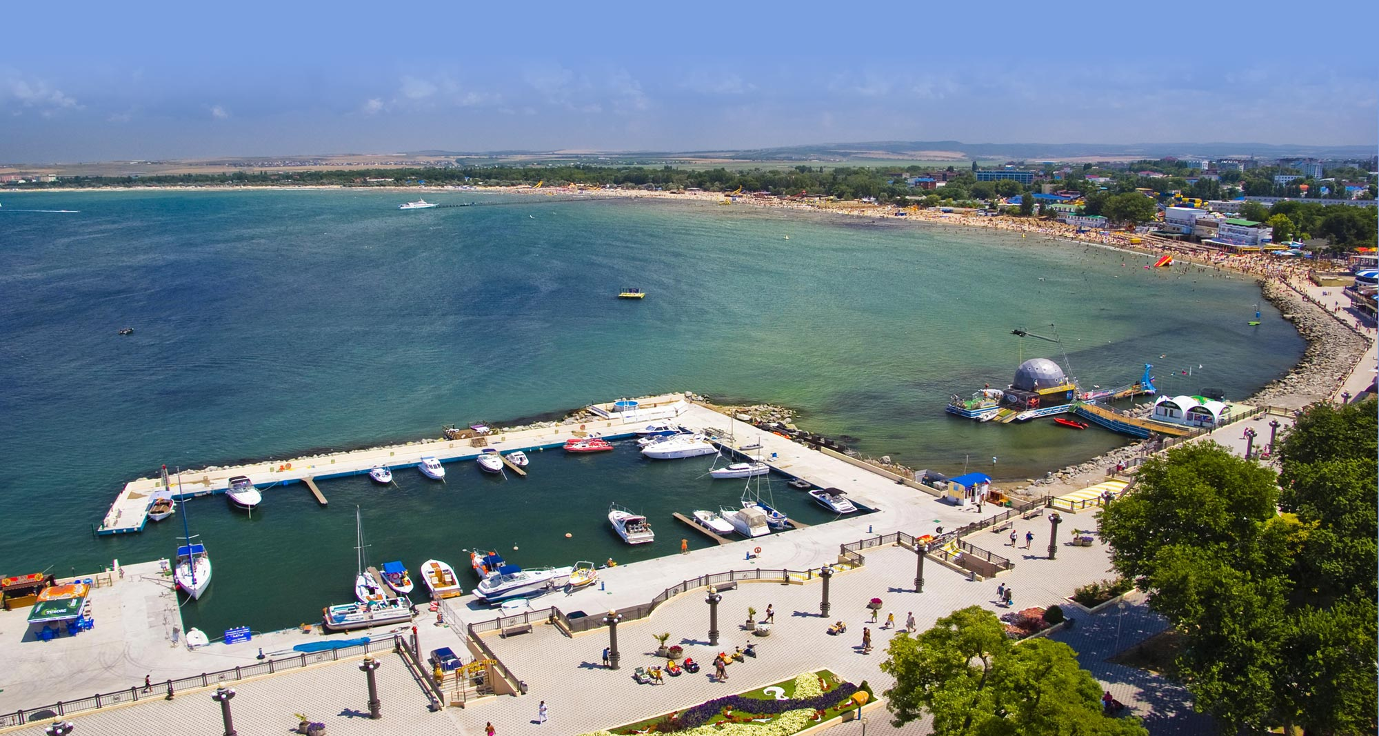 Анапе фото пляжа и города
