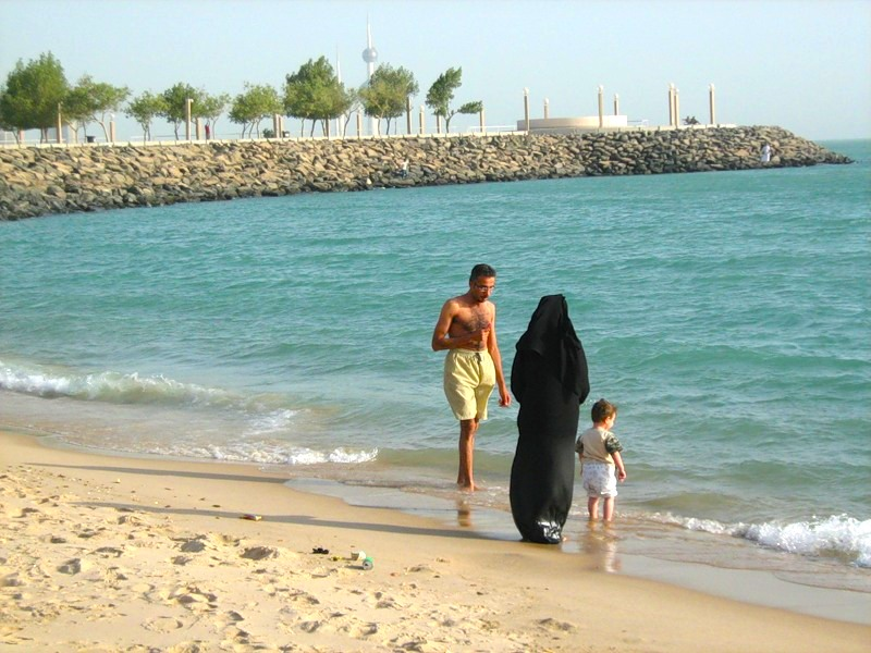Путешествие в Кувейт